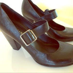 Franco Sarto Mary Jane Heels Size 8